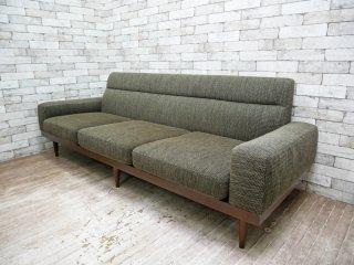 パシフィックファニチャーサービス Pacific furniture service P.F.S スタンダードC STANDARD C 3シーター ソファ ●