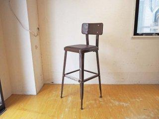 ダルトン Dulton スタンダード バーチェア standard bar chair アメリカンダイナー インダストリアル ビンテージスタイル ★