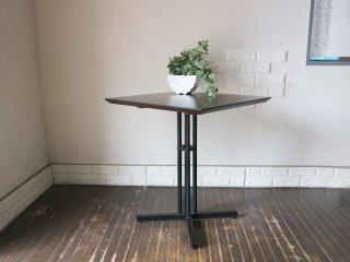 エーフラット a-flat カフェテーブル ワーキングテーブル 作業机 アイアン インダストリアル アジアン ◎