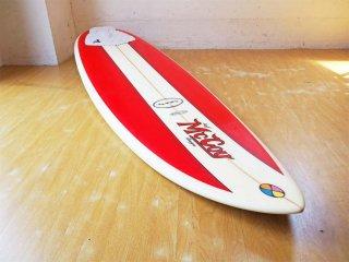 マッコイサーフボード McCOY SURFBOARD オールラウンド ナゲット ALL ROUND Nugget 6'1