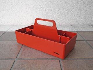 ヴィトラ vitra ツールボックス Tool Box 収納ボックス タンジェリン カラー アリク ・ レビー Arik Levy デザイン ◇
