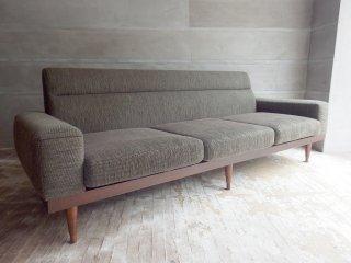 パシフィックファニチャーサービス Pacific furniture service P.F.S スタンダードC STANDARD C 3シーター ソファ MO Black ♪