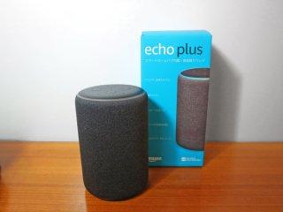 アマゾン エコープラス Amazon echo plus 第2世代 スマートスピーカー Alexa アレクサ 未使用品 ◎