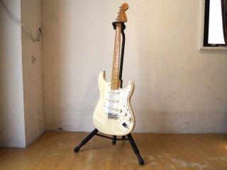 フェンダージャパン Fender Japan ST68-92TX VWH/M ストラトキャスター エレキギター Crafted in Japan ラージヘッド 2019年購入 ★