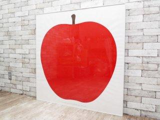 ダネーゼ DANESE UNO, LA MELA リンゴ ポスター 額装品 エンツォ・マーリ Enzo Mari ●