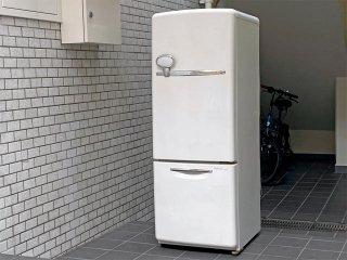 ナショナル National ウィル WiLL FRIDGE mini パーソナルノンフロン冷凍冷蔵庫 フリッジミニ ホワイト 廃盤 2004年製 162L オリジナル ノスタルジックデザイン ■
