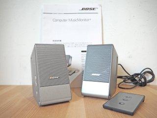 ボーズ BOSE M2 Computer MusicMonitor スピーカー ペア シルバー ★