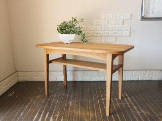 ウニコ unico クルト KURT カフェテーブル オーク材 北欧スタイル ◎