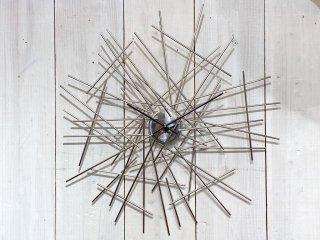 アレッシィ ALESSI ブロウアップ Blow up ウォールクロック WALLCLOCK 壁掛け時計 カンバーナ ステンレススチール ■