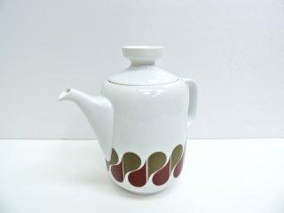 フッチェンロイター HUTSCHENREUTHER ティーポット teapot ドイツ ●