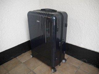リモワ RIMOWA サルサエアー SALSA AIR スーツケース キャリーケース 65L 4輪 TSAロック マリンブルー 定価¥67,800 - ◇