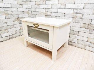 モモナチュラル momo natural シエル CIELE テレビ台 AVボード W60cm パイン材 ホワイト ●