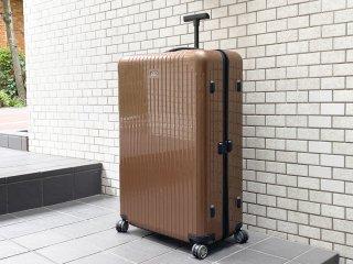 リモワ RIMOWA サルサエアー SALSA AIR スーツケース キャリーケース 91L マルチホイール 4輪 TSAロック コニャック ■