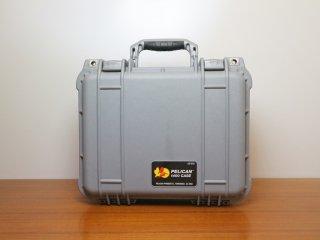 ペリカン Pelican ペリカンケース Pelican case 1400 プロテクターケース ハードケース グレー 防水 防塵 耐衝撃 ◎