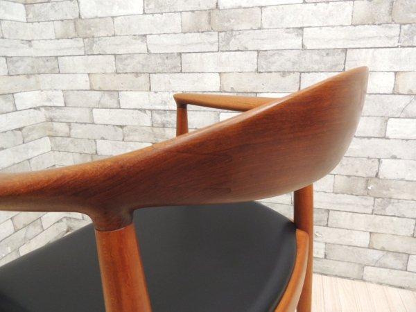 ヨハネスハンセン JOHANNES HANSEN ザ・チェア The Chair JH503 チーク材 ビンテージ ウェグナー JH焼印 ●
