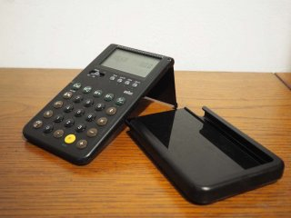 ブラウン BRAUN カリキュレーター ET88 Type4788 オリジナルデザイン ドイツ 電卓 計算機 ワールドタイム時計 ジャンク★