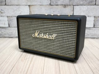マーシャル Marshall アクトン Acton Bluetoothスピーカー ワイヤレス アンプ内蔵 オーディオ ●