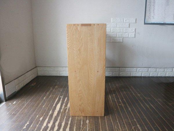 ナチュラルスタイル Natural Style オープンシェルフ ディスプレイシェルフ オープンラック オーク材 3列2段 3×2 ◎