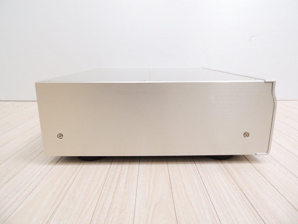 デノン DENON DCD-SA1 SACD CDプレーヤー シルバー 取説 リモコン付き オーディオ 名機 ●