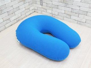 ヨギボー yogibo サポート Support クッション 背もたれ&肘置き アクアブルー ●