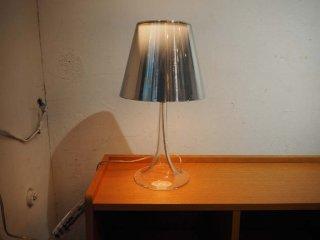 フロス FLOS ミス K MISS K テーブルランプ 調光機能付 シルバー SILVER フィリップ スタルク ★