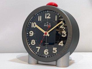 ウエラ WEHRLE アラームクロック 置時計 レトロポップ ドイツ ■