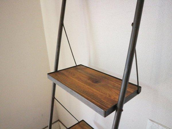 ジャーナルスタンダードファニチャー journal standard Furniture シノン CHINON ラダーシェルフ インダストリアルスタイル ◎