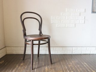英国 アンティーク UK Antique ベントウッドチェア 曲木椅子 カフェチェア ダイニングチェア イギリス A ◎