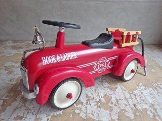 アルタバーグ Artaburg ファイアートラック スピードスター HOOK & LADDER 乗用玩具 おもちゃ 玩具 ♪
