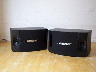 ボーズ BOSE 201V オーディオ スピーカー シリアルナンバー連番ペア 2Way ダイレクトリフレクティングスピーカー ★