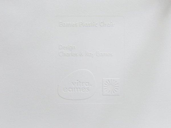 ハーマンミラー Herman Miller ヴィトラ vitra サイドシェルチェア エッフェルベース DSR イームズ ホワイト ●