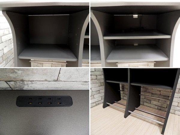 モダン デザイン Modern design DJブース コンソールデスク キッチンカウンター ●