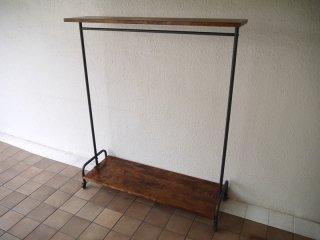 アクメファニチャー ACME Furniture グランビュー GRANDVIEW ハンガーラック L 定価¥82,500- 状態良好 ワードローブ インダストリアルテイスト ブルックリンスタイル ◇