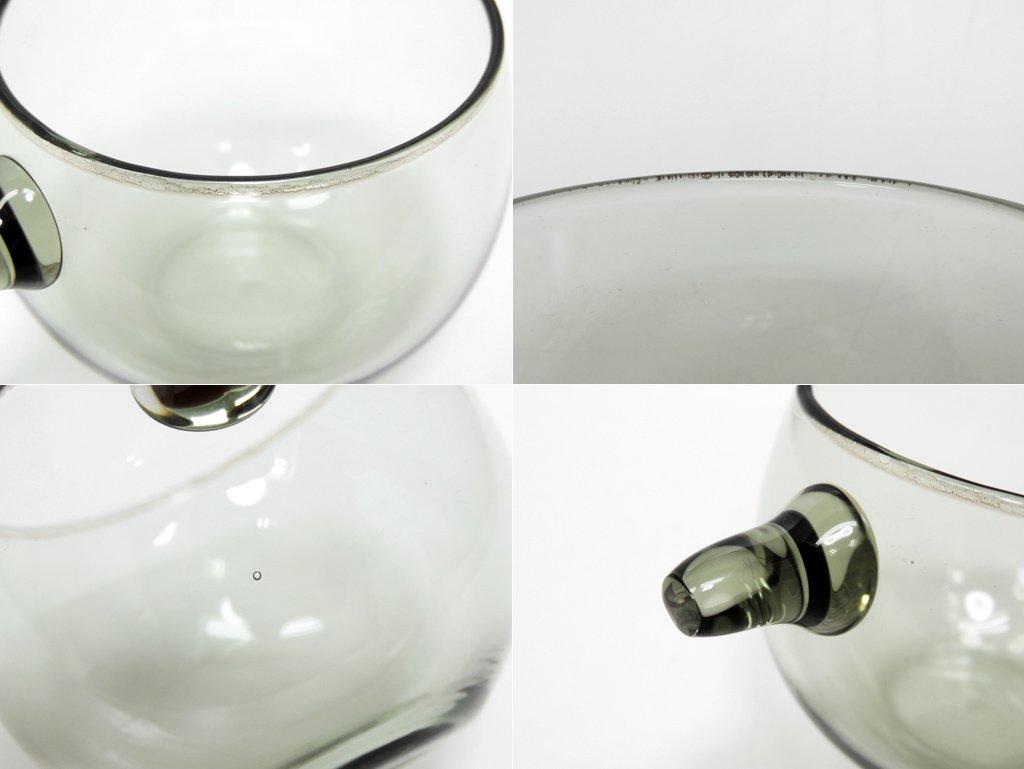 イッタラ iittala ククサ Kuksa #2052 ビアグラス Beer Glass 60'sビンテージ タピオ・ウィルカラ Tapio Wirkkala 希少 ●