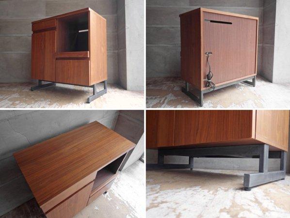 ウニコ unico ホクストン HOXTON キッチンカウンター オープン W82 定価:\82,500 インダストリアル モダン ♪