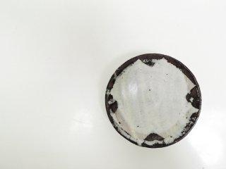小野哲平 小皿 取り皿 クロス模様 現代作家 ●