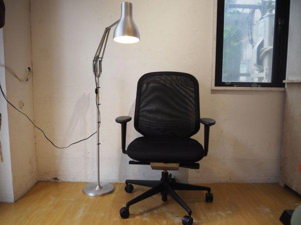 ヴィトラ vitra メダパル Meda Pal オフィスチェア アーム高さ調整 昇降機能 リクライニング アルベルト・メダ デスクチェア 定価¥89,640★