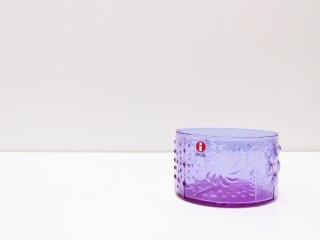 イッタラ Iittala フローラ Flora アメジスト 8cm ボウル Scope別注 オイバ・トイッカ 北欧食器●