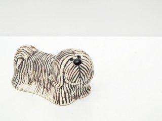 リサ・ラーソン Lisa Larson ミニケンネルシリーズ mini kennel シーズー sky terrier Sサイズ 復刻版 オブジェ スウェーデン 北欧雑貨 ●