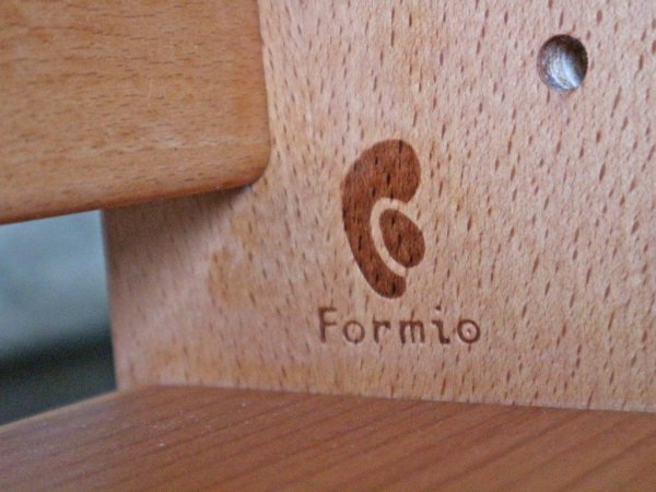 フォルミオ Formio シェルフ KF-11 バックハンガー ワードローブ ラック GKデザイン ブナ材 北欧 デンマーク ◎