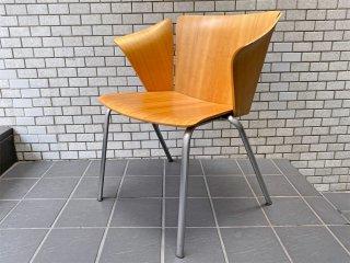 フリッツハンセン Fritz Hansen VM1 ヴィコチェア VICO Chair ヴィコ・マジストレッティ スタッキング A ■