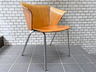 フリッツハンセン Fritz Hansen VM1 ヴィコチェア VICO Chair ヴィコ・マジストレッティ スタッキング B ■