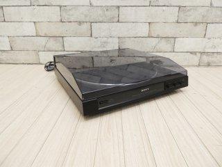 ソニー sony フルオートレコードプレーヤー PS-v800 ターンテーブル コンポーネントオーディオ  ●