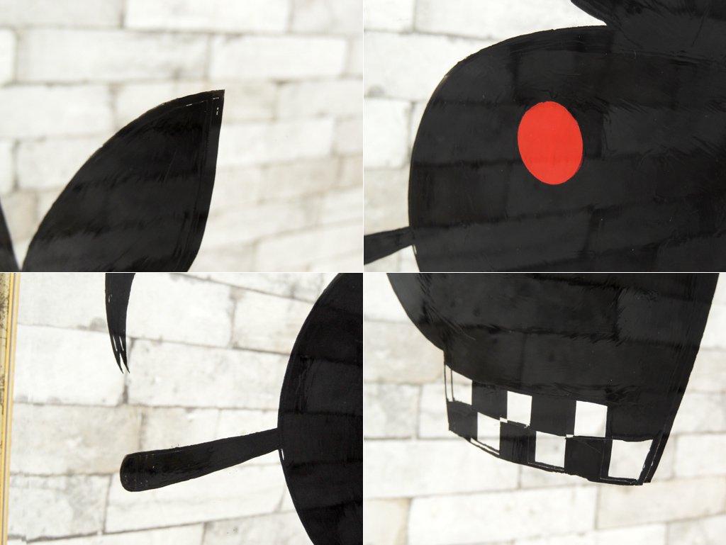 ビンテージスタイル vintage style プレイボーイ PLAYBOY ウォールミラー パブミラー 壁掛け イタリア ●
