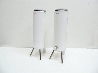 ボザール BauXar タワー型 スピーカー ペア Marty101 タイムドメイン TIMEDOMAIN アンプ内蔵 オーディオ ●