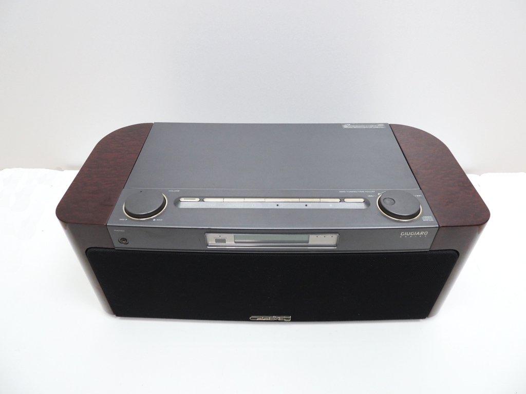ソニー SONY セレブリティ CELEBRITY D-3000 CDコンポ ジョルジェット・ジウジアーロ Giorgetto Giugiaro ジャンク 希少 ●