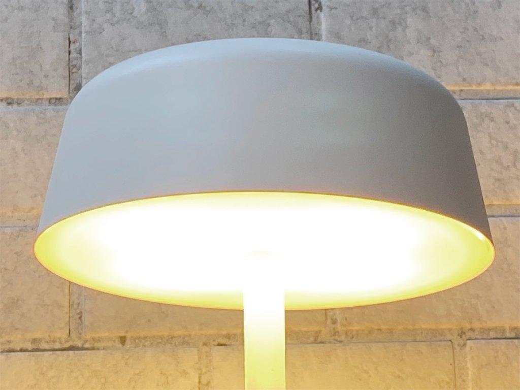パナソニック panasonic モディファイ MODIFY スタンド SC803W テーブルランプ LEDライト 照明 ホワイト 深澤直人 廃盤品 ■