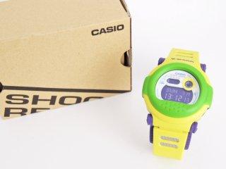 カシオ CASIO 腕時計 G-SHOCK Gショック G-001HC Hyper Colors ハイパーカラーズ ジェイソン モデル 復刻 取扱い説明書付き 生産終了品 ●