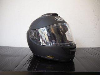 ショウエイ SHOEI フルフェイスヘルメット GT-Air 廃盤 マットブラック QSV-1 インナーサンバイザー Lサイズ ★
