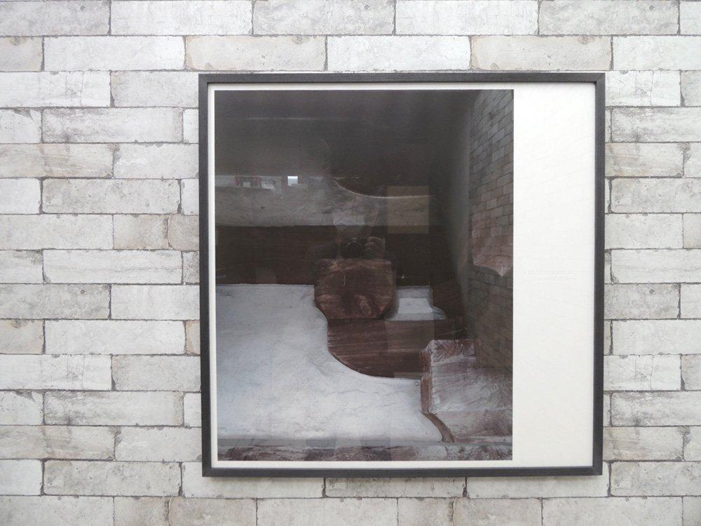 杉本博司 Hiroshi Sugimoto リトグラフ 歴史の歴史「反重力構造」 Antigravity Structure 版画 2008年 ●